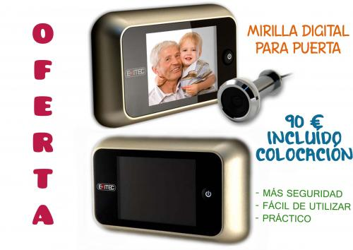 Oferta: MIRILLA DIGITAL